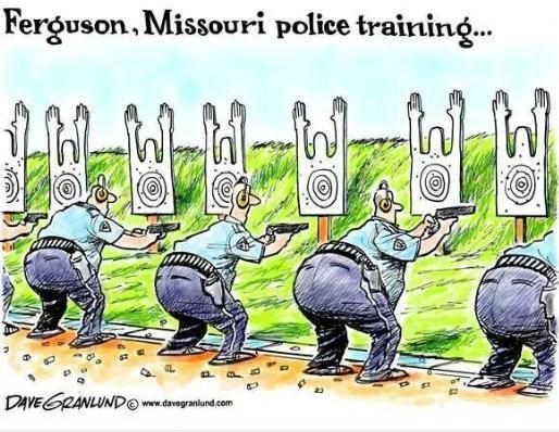 Ferguson Police Training