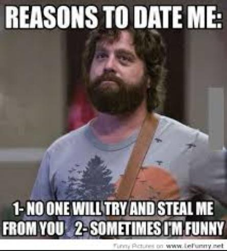 Reasons to date me Photo