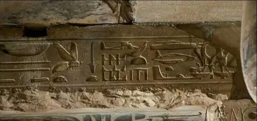 Ancient aircraft?