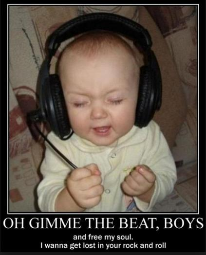 gimme the beat boys funny photo