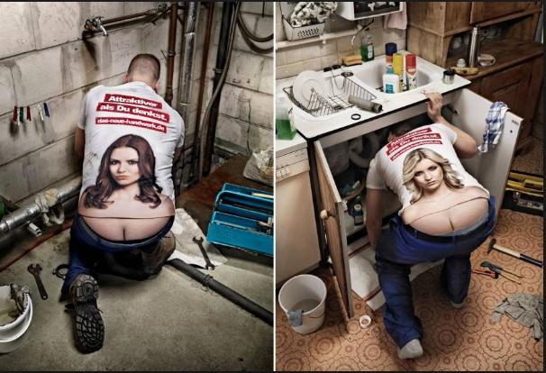 plumbers shirt funny photo