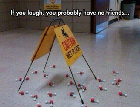 wet floor if you laugh funny photophoto