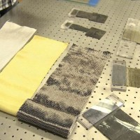 Geckskin samples photo