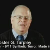 Webster Tarpley 911 Synthetic Terror photo