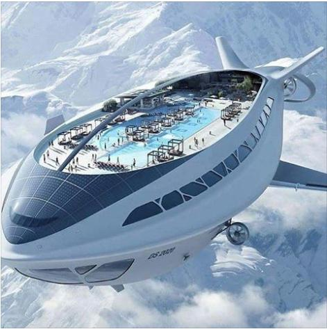 The Next Generation Of Cruise Ships...