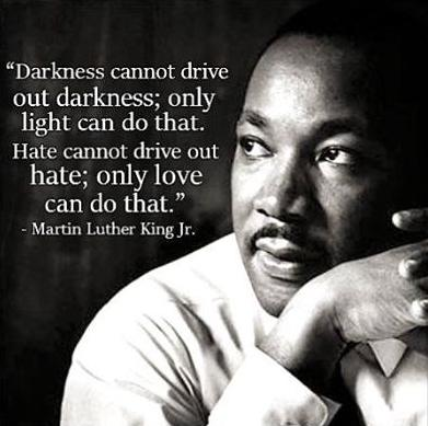 only love can do that MLK Jr truth or cool photo