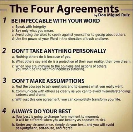 the four agreements photo
