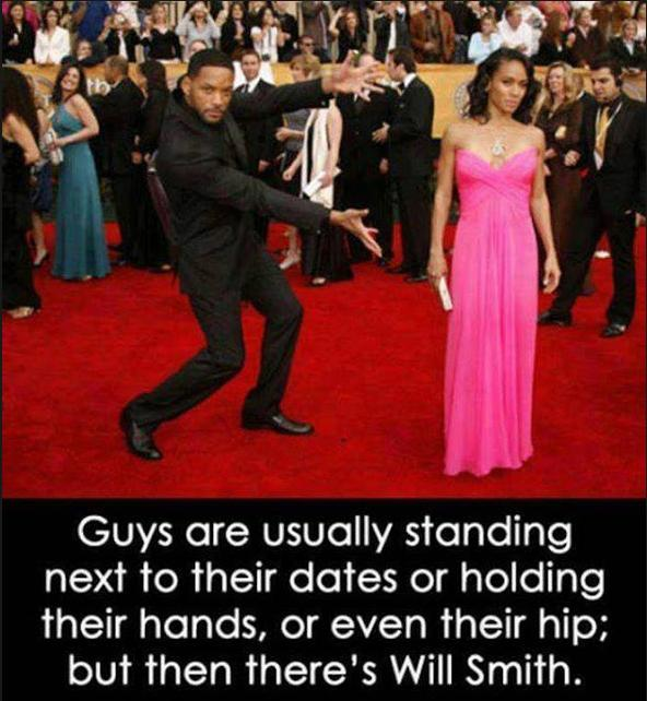 then there's will smith cool photo