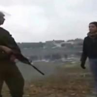 BraveHeart Palestinian Girl Photo