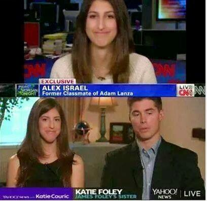 "Crisis Actors ""James and Katie Foley"""