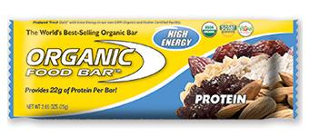 Organic Food Bar Protein Bar photo
