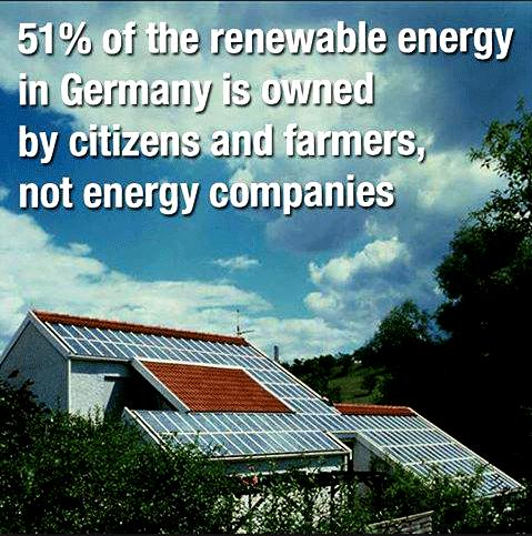 german energy owned by people cool or truth photo