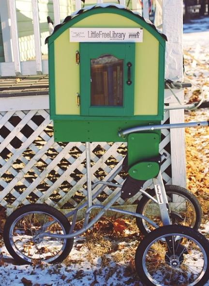 little free library 11 photo