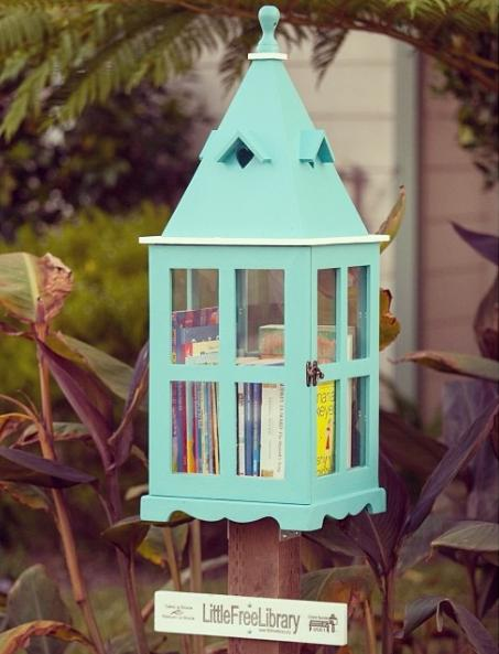 little free library 14 photo