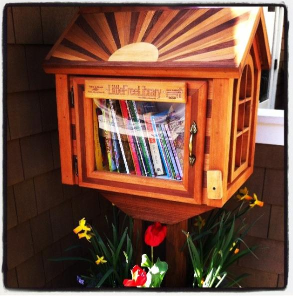 little free library 16 photo