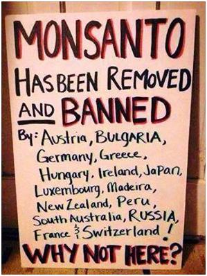 monsanto banned why not here truth photo